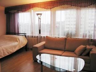 Classic Apartments Suur Karja 18 טלין - חדר שינה