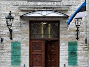 The Von Stackelberg Hotel Tallinn טלין - כניסה