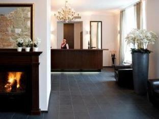 The Von Stackelberg Hotel Tallinn טלין - קבלה