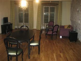 Pikk 49 Residence Tallinn - Hotellet indefra