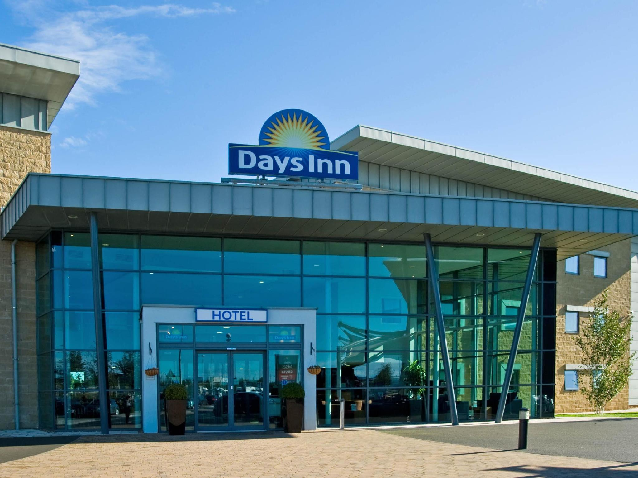 Days Inn Wetherby-Harrogate Hotel Wetherby - Main Entrance