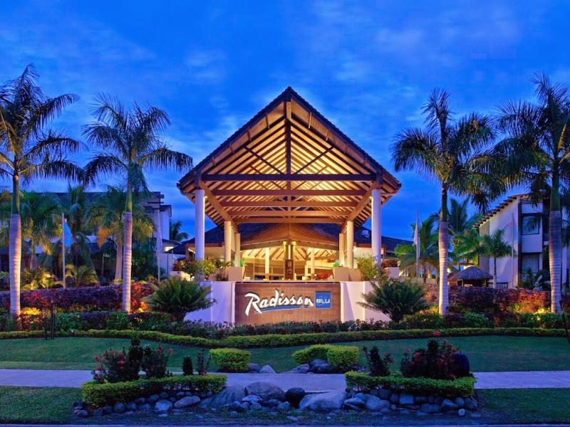Radisson Blu Resort Fiji - Hotell och Boende i Fiji i Stilla havet och Australien