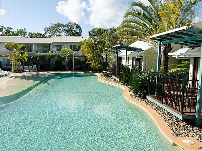 Ivory Palms Resort - Hotell och Boende i Australien , Noosa