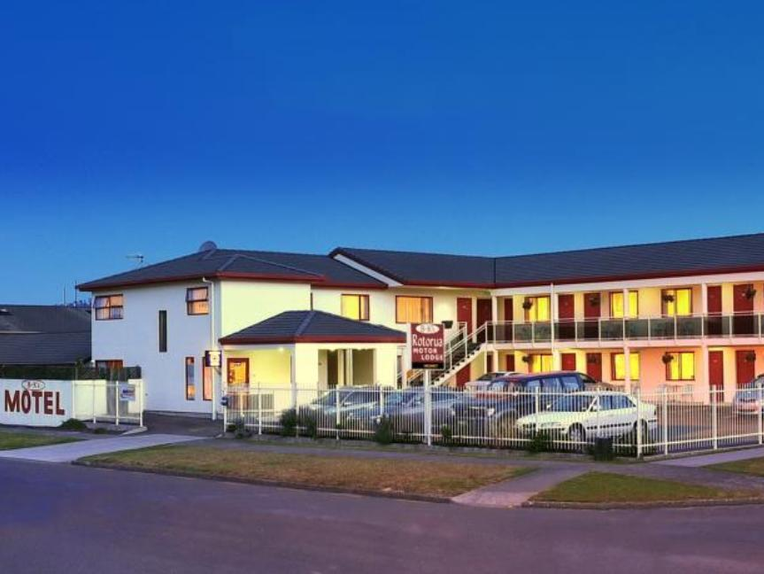 BK's Rotorua Motor Lodge - Hotels and Accommodation in New Zealand, Pacific Ocean And Australia