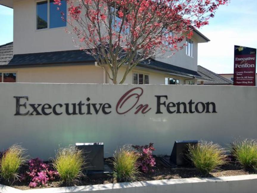 Executive on Fenton - Hotels and Accommodation in New Zealand, Pacific Ocean And Australia