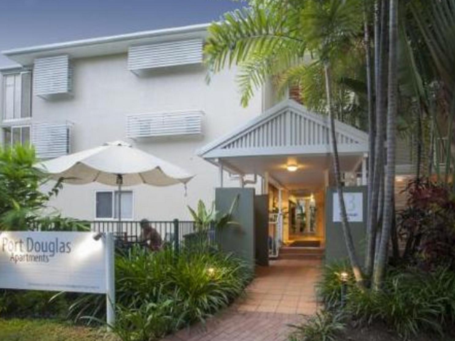 Port Douglas Apartments - Hotell och Boende i Australien , Port Douglas