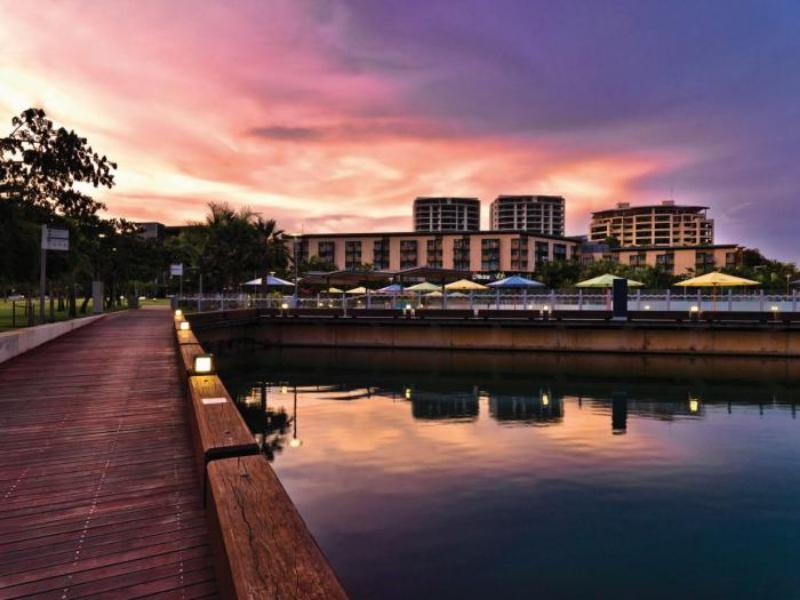 Adina Apartment Hotel Darwin Waterfront - Hotell och Boende i Australien , Darwin