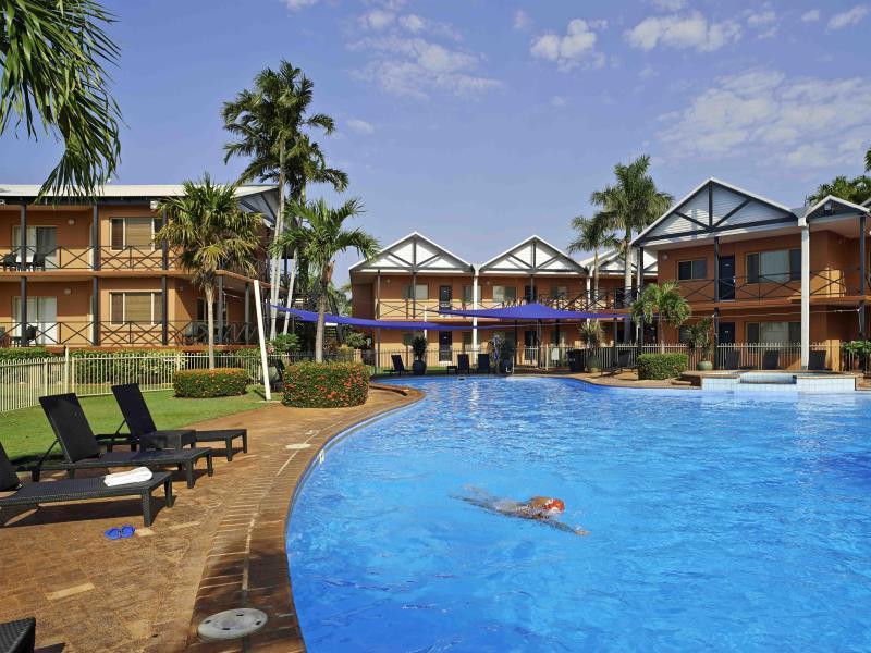 Moonlight Bay Suites - Hotell och Boende i Australien , Broome