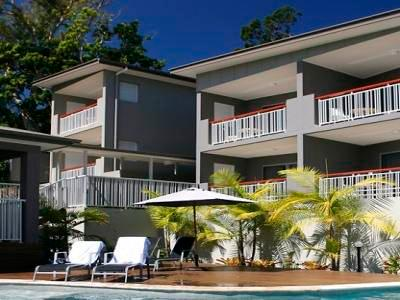 Noosa Heads Motel - Hotell och Boende i Australien , Noosa