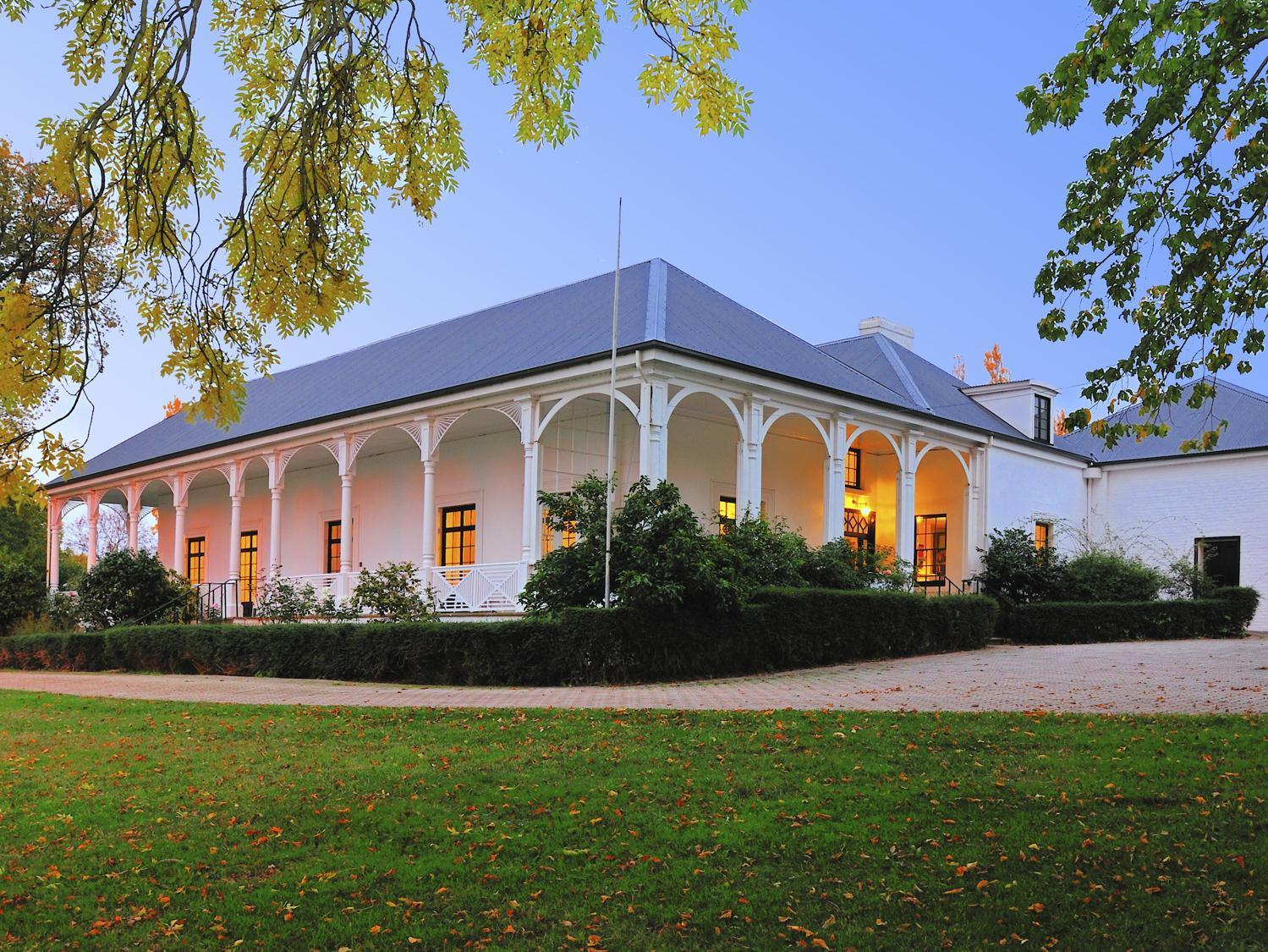 Quamby Estate - Hotell och Boende i Australien , Launceston