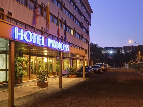 Hotel princess aurelio and monteverde rome italy for Hotel princess roma
