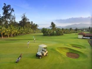 The LaLiT Golf & Spa Resort Goa Goa Selatan - Lapangan Golf