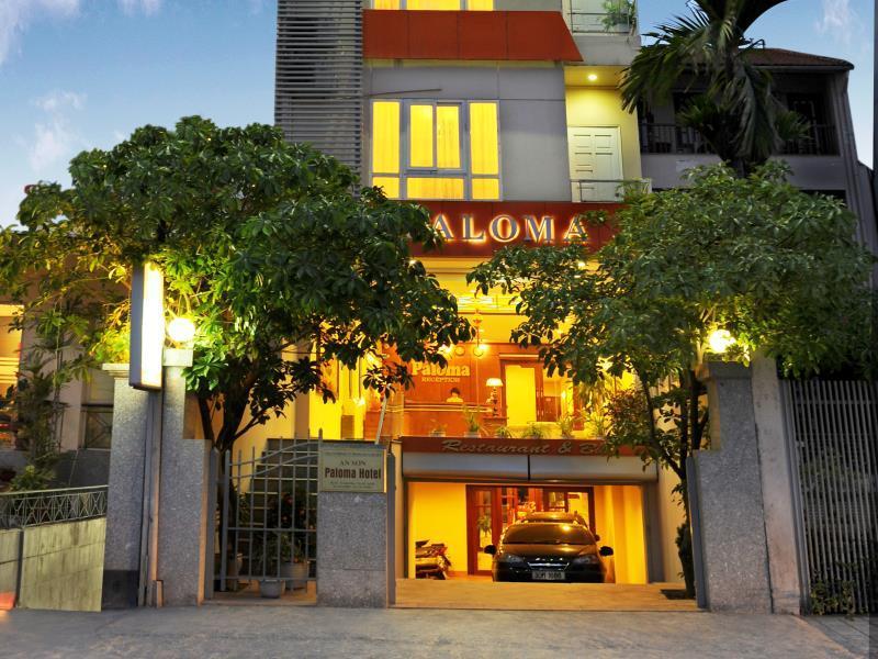 Paloma Hotel - Hotell och Boende i Vietnam , Hanoi