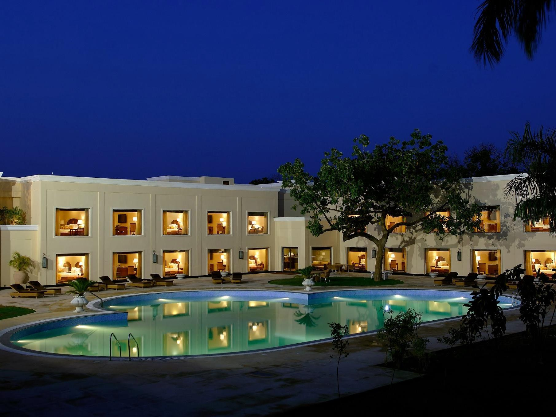 The Lalit Temple View Khajuraho - Hotell och Boende i Indien i Khajuraho