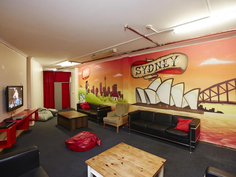 Home Backpackers - Hotell och Boende i Australien , Sydney