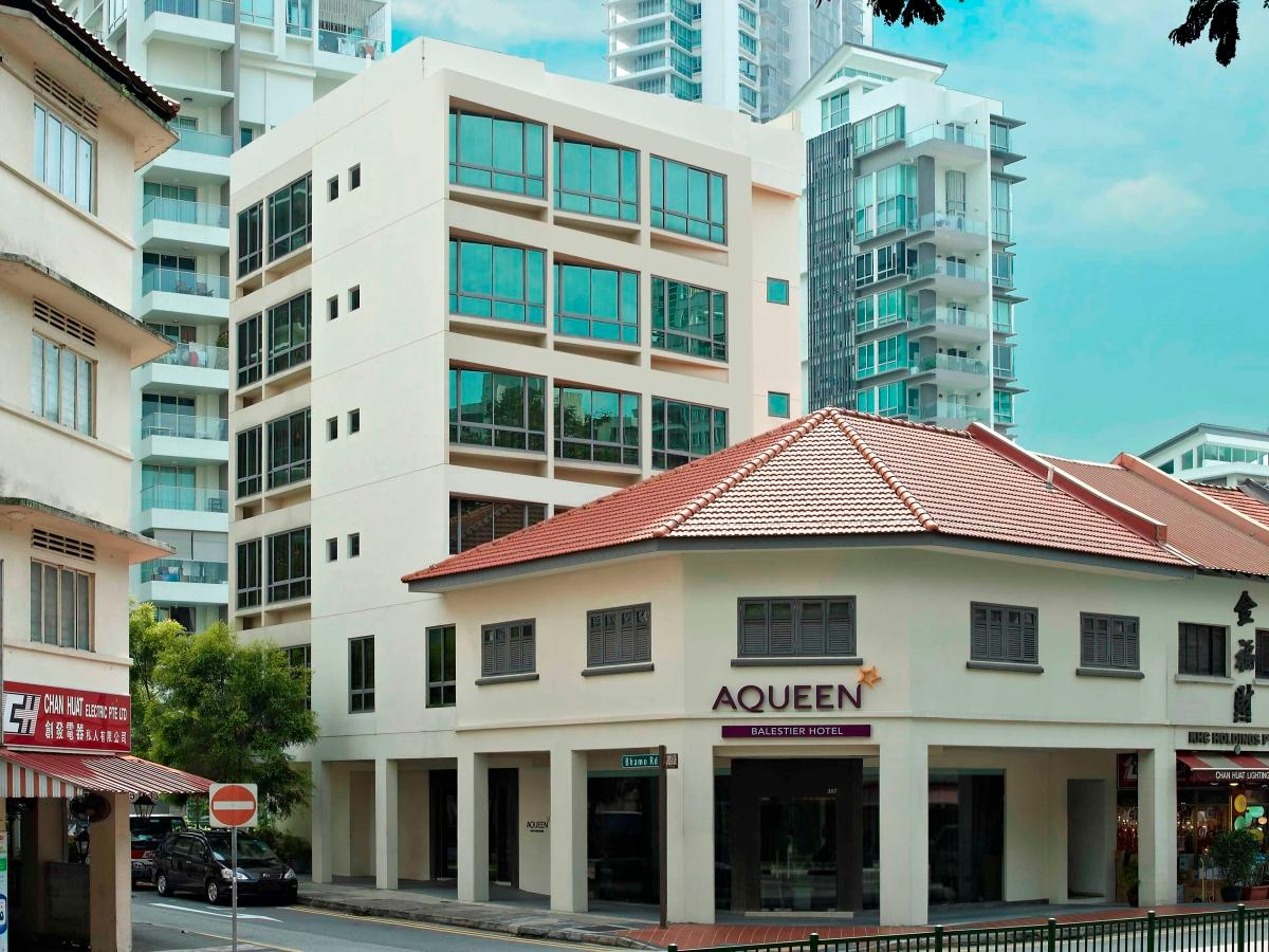 Aqueen Hotels | Cheap Business Hotel in Singapore