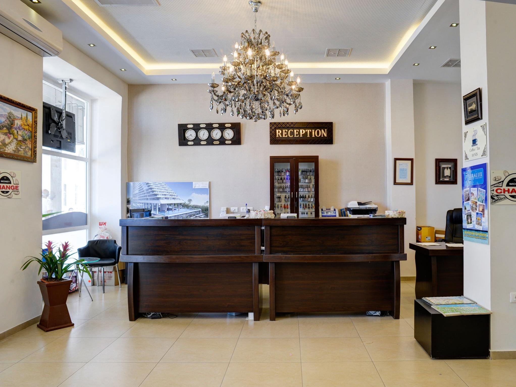 Liber Seashore Suites Aparthotel - Hotels and Accommodation in Israel, Middle East