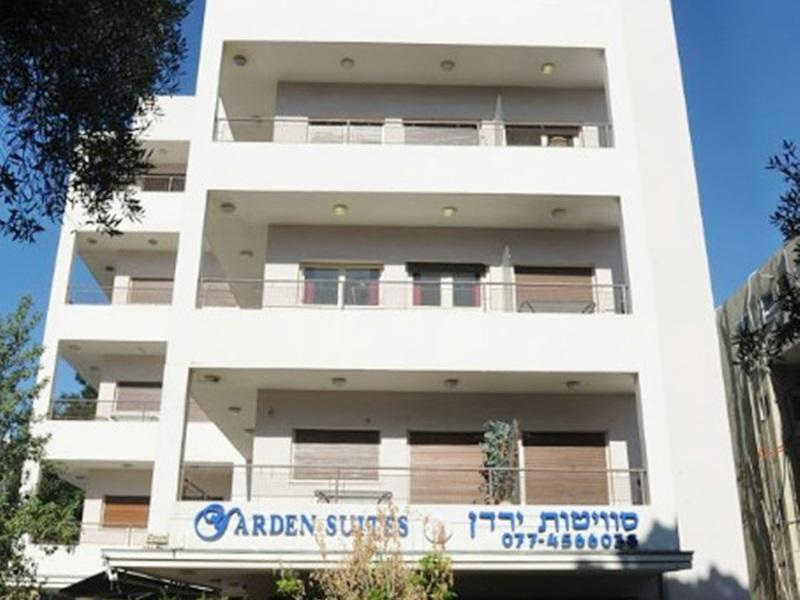 Yarden Sea Side Apartments - Hotels and Accommodation in Israel, Middle East