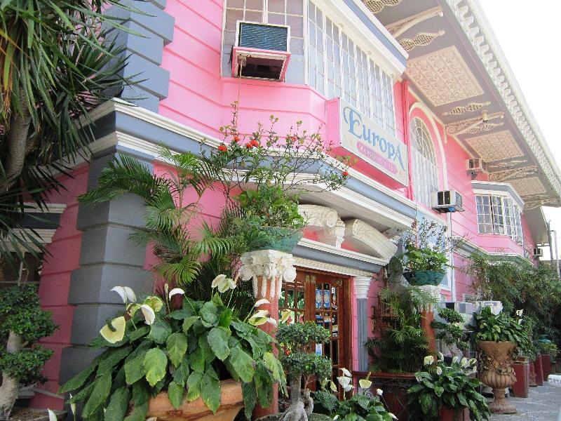 Europa Mansionette Inn سيبو