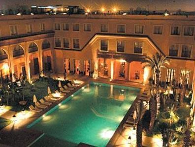 Les Jardins De La Koutoubia Hotel