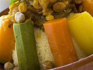 Les Jardins de la Medina Marrakech - Restaurant