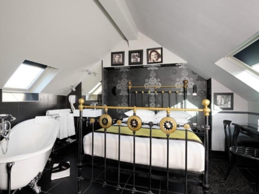 Hotel Design Sorbonne Paris - Guest Room
