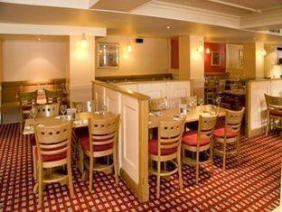 Premier Inn London County Hall London - Restaurant