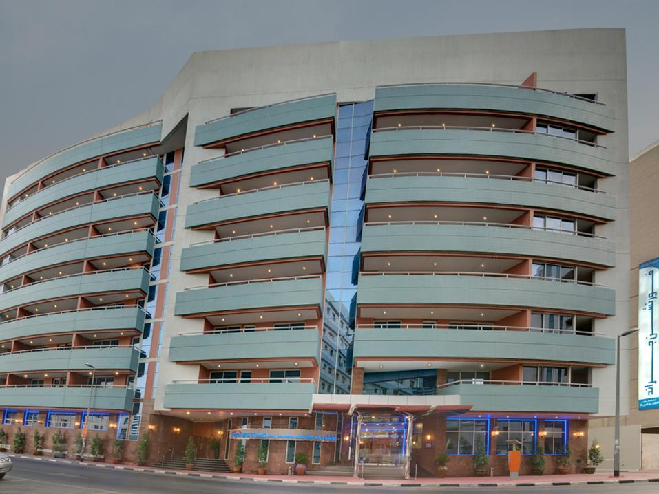 Fortune Grand Hotel Apartment - Hotels and Accommodation in United Arab Emirates, Middle East