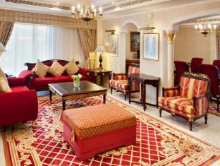 Crowne Plaza Abu Dhabi Hotel Abu Dhabi - Suite Room