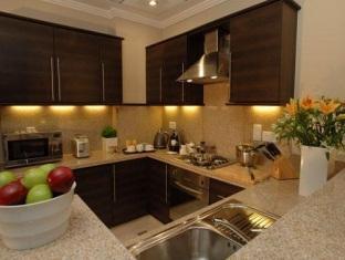 Golden Tulip Suites - Dubai Dubai - Kitchen
