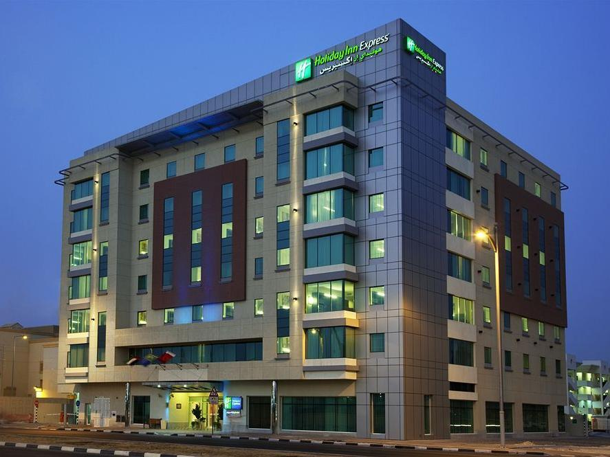 Holiday Inn Express Dubai, Jumeirah - Hotels and Accommodation in United Arab Emirates, Middle East