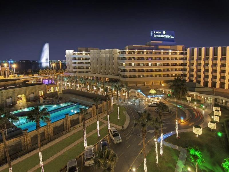 InterContinental Jeddah - Hotels and Accommodation in Saudi Arabia, Middle East