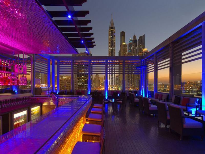 Radisson Blu Hotel - Dubai Media City - Hotels and Accommodation in United Arab Emirates, Middle East
