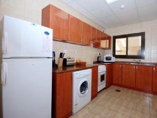 Seven Sands Hotel Apartment Dubai - Gostinjska soba