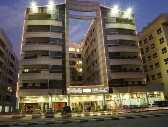 Seven Sands Hotel Apartment Dubai