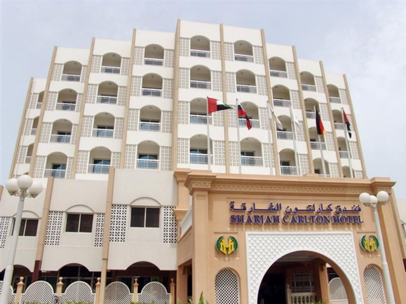 Sharjah Carlton Hotel - Hotels and Accommodation in United Arab Emirates, Middle East
