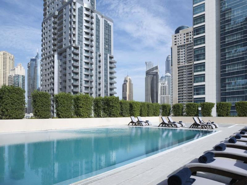 Radisson Blu Residence, Dubai Marina - Hotels and Accommodation in United Arab Emirates, Middle East