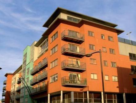 Abberley Apartments Tallaght - Exterior