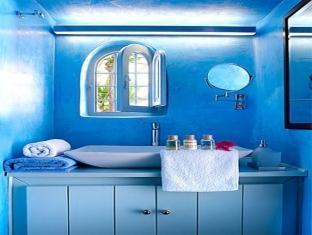 Alexander Villa Santorin - Salle de bain