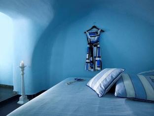 Alexander Villa Santorin - Chambre