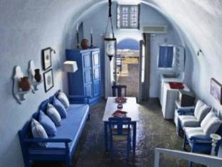 Alexander Villa Santorin - Intérieur de l'hôtel