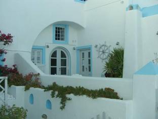 Alexander Villa Santorin - Extérieur de l'hôtel
