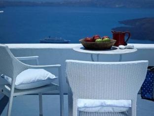 Alexander Villa Santorin - Balcon/Terrasse