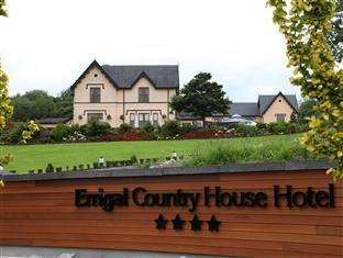 Errigal Country House Hotel Cootehill - Main Gate