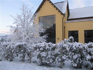 Errigal Country House Hotel Cootehill - Winter View