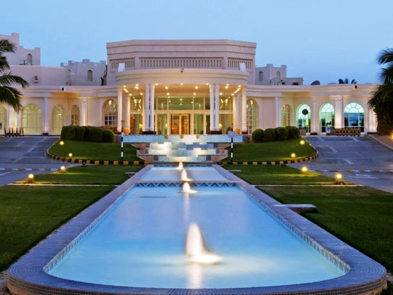 Hilton Salalah Resort - Hotels and Accommodation in Oman, Middle East