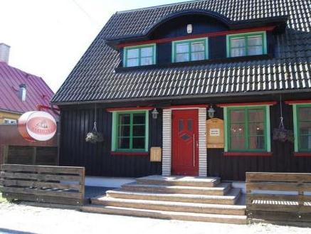 Hansalinn بارنو - المظهر الخارجي للفندق