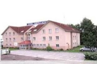 Hotel Acacia Moncel Les Luneville