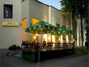 Hotel Legend פרנו - בית המלון מבחוץ