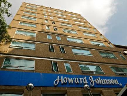 Howard Johnson  Alameda Mexico City - Exterior